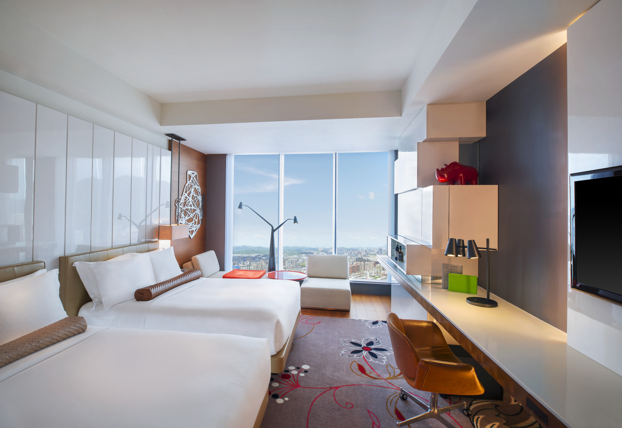 W Hotels Bed Price