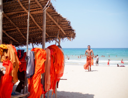 Sri Lanka's East Coast travel guide