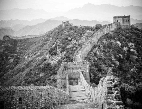 PHOTOGRAPHY: Black and White Travel Dreams
