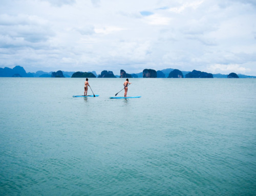 Undiscovered Thai islands Koh Yao Noi and Koh Yao Yai